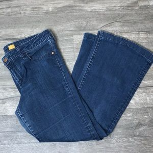 Anthropologie pilcro and the letterpress jeans 32